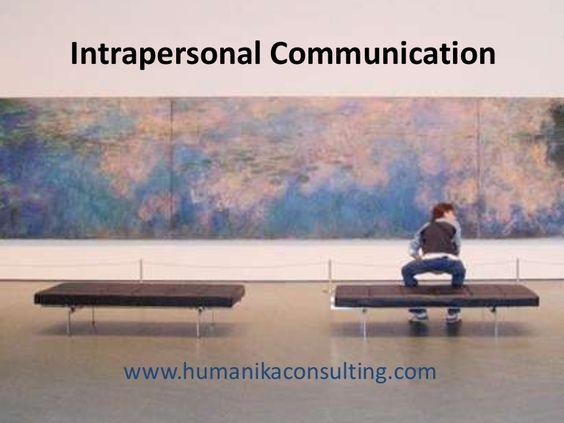Communication Behavior start from THOUGHT !
