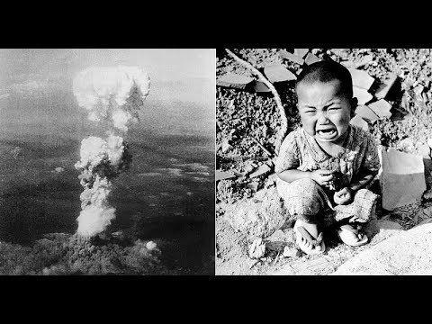 World War Ii U S Drops The Atomic Bomb On Nagasaki In 1945