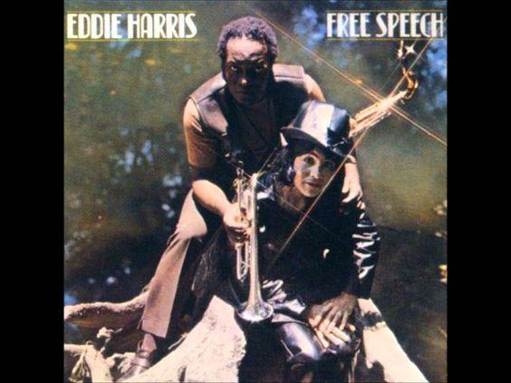 Eddie Harris - Bold and Black