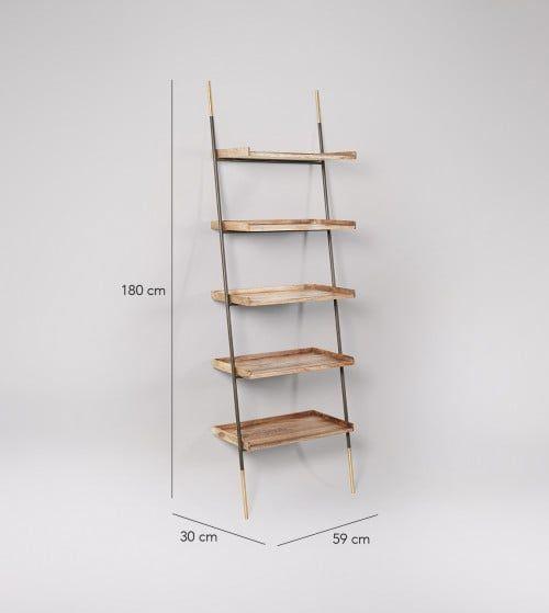 Houdini Wood Shelves Houdini Mango Wood