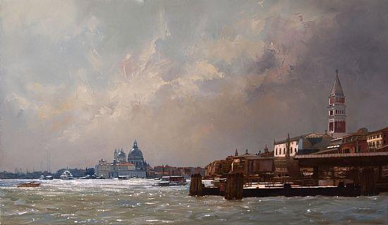 Venice by Demetrios Vlachos