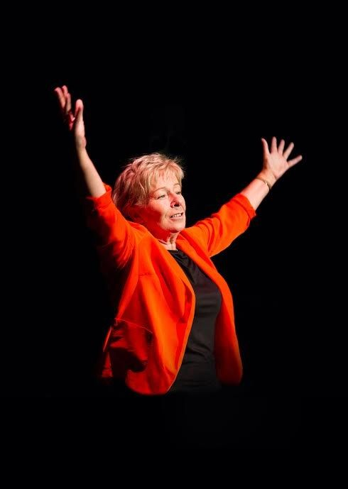 Join Eilish O'Carroll for her fantastic show, Live Love Laugh, Friday 23rd October, 8pm