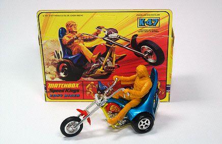 Easy Rider - Matchbox 1973 - Series Nr. K-47