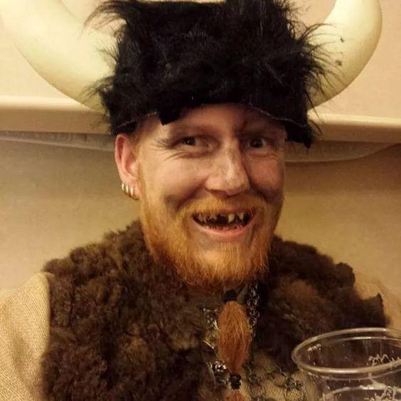 Halloween 2014 #viking