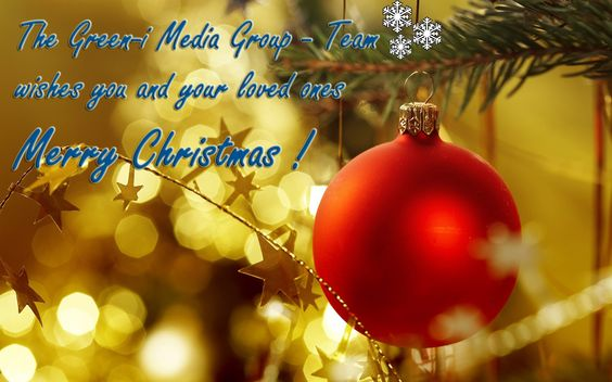Merry Christmas! #christmas #merrychristmas #greenimedia