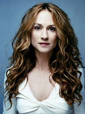 Holly Hunter-  A revelation to me in The Piano....<3  And Harvey Keitel was pretty sexy too in that movie, ayayayaye!