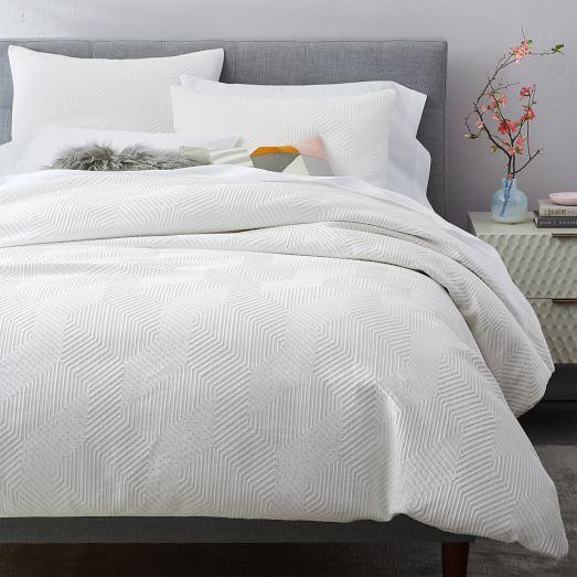 Organic Cloud Duvet Cover Shams Duvet Covers Modern Duvet Covers Dreams Beds