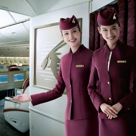 Qatar Airways Flight Attendants QATAR Airlines Pinterest - air canada flight attendant sample resume
