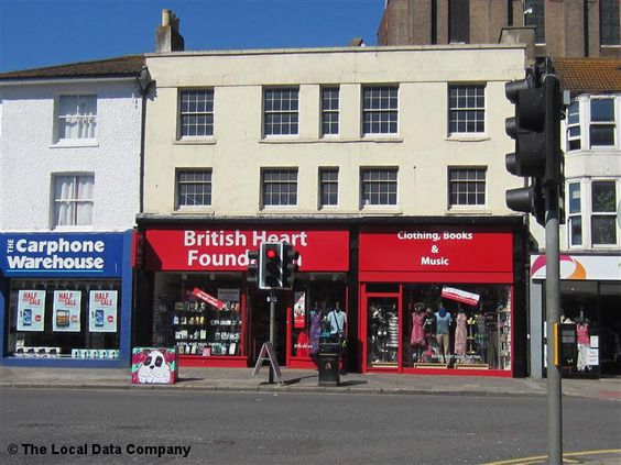 British Heart Foundation 19 London Road, Brighton