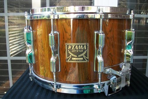 """TAMA ARTSTAR CORDIA 8"""" X 14"""" SNARE DRUM.   I used to own one. Like a fool I sold it to fund something else. I need to find one."""