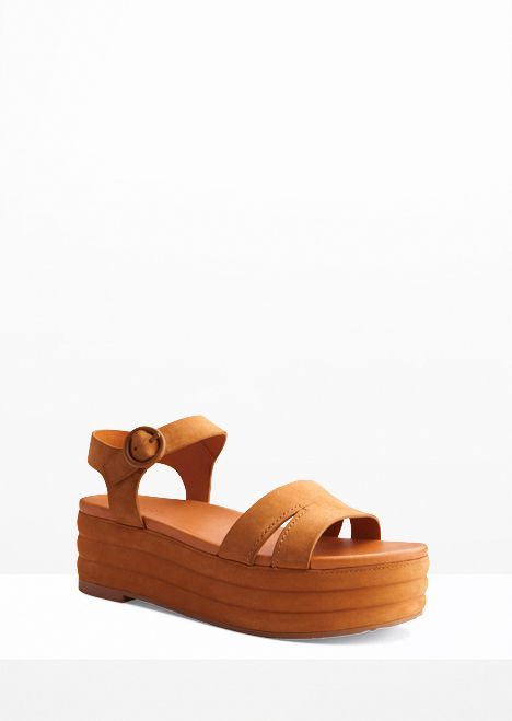 Sandales Femme - Chaussures Femme - Sandales Kane - What For - Chaussures Compensees.