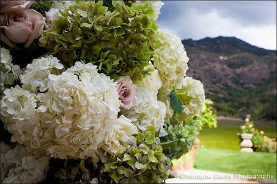 Love the flowers at this wedding #NVCE Julie Stevens Design Floral
