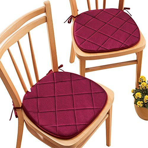 Dining Room Chair Cushions, Memory Foam For Dining Room Chairs