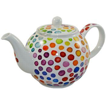 dunoon teapot hot spots - gorgeous