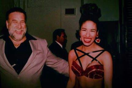 Selena Quintanilla Perez always smiling