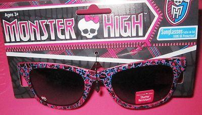 Cute Monster High Sunglasses