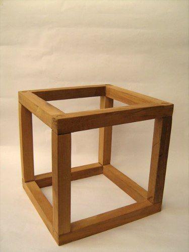 Mesas madeira and google on pinterest for Bases para mesas de centro