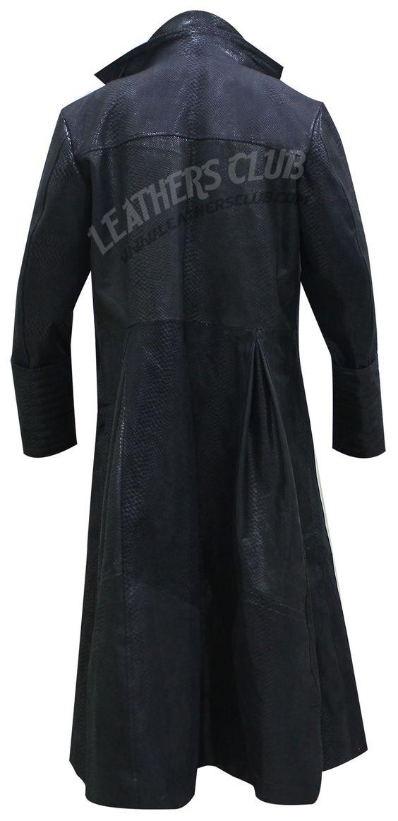 Morpheus Alligator Coat