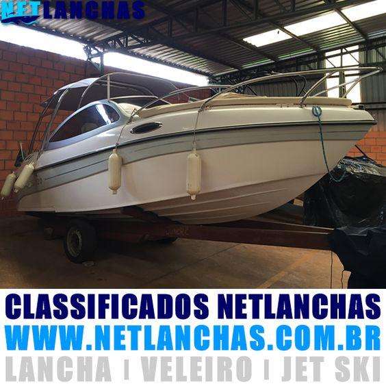 Lancha FS 220 Cabin