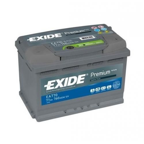 12V 53Ah Exide Premium Car Battery Type 012 540CCA 4 Years Wty OEM Replacement