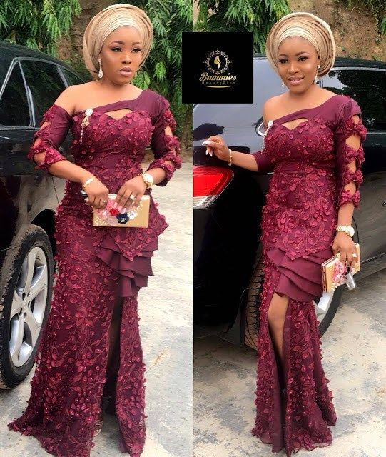 Image result for latest aso ebi styles for november 2019