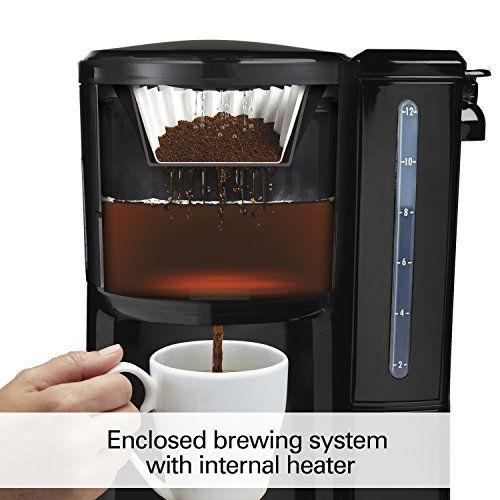 Hamilton Beach 12 Cup Coffee Maker Programmable Brewstation Dispensing Coffee Machine Review Best Buymorecoffee Com Coffee Machine Best Coffee Maker Coffee Machine