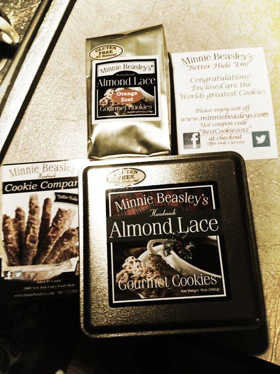 Minnie Beasley's Gluten Free Cookies Review | Gluten Free Katie