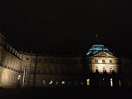 Altes Schloss.