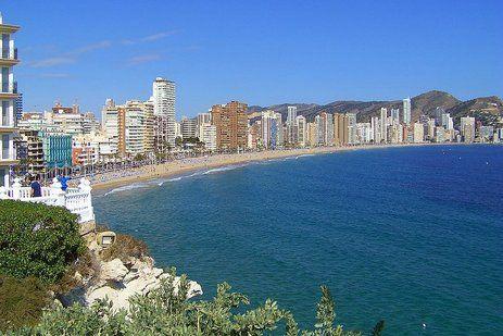 Playa de Levante | Playas y Calas - Benidorm