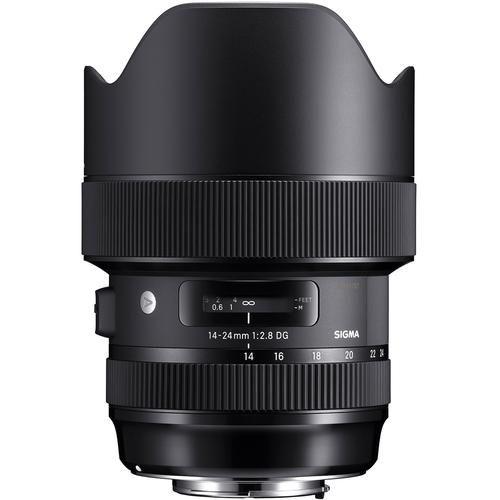 Sigma 14 24mm F 2 8 Dg Dn Art Wide Angle Zoom Full Frame Lens For Sony E Mount 213965 In 2021 Art Lens Canon Lens Camera Nikon