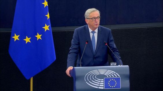 "Jean-Claude Juncker, the European Commission president, suggests UK will not have access to single market after Brexit 9/14/16 The remarks are a major concession to countries like Poland and Hungary, which is holding a referendum to reject refugee quotas next month - but it is also an admission of defeat after Europe tried last year to force countries to accept quotas with a majority vote that deeply angered the eastern EU countries. Mr Juncker went on to announce the creation of a EU ""youth"