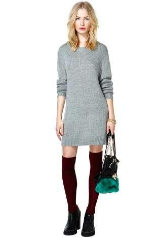 Cheap Monday Oregon Sweater Dress   Shop Dresses at Nasty Gal