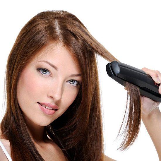 Cách duỗi thẳng tóc tại nhà bằng 4 bước đơn giản