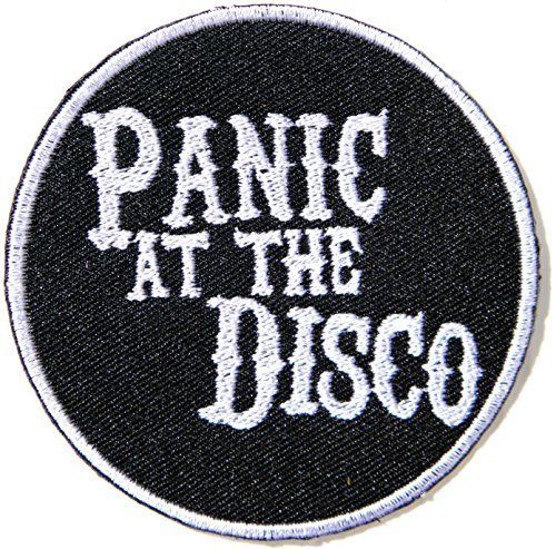 panic at the disco band logos and discos on pinterest