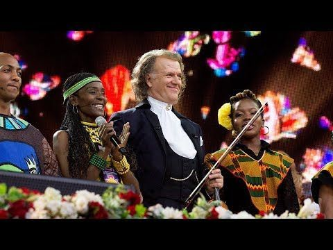Andre Rieu Oh Happy Day Feat Harlem Gospel Choir Soweto