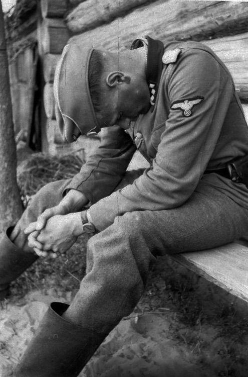 German ss soldier