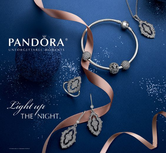 Sparkling Lace Collection at PandoraMOA.com