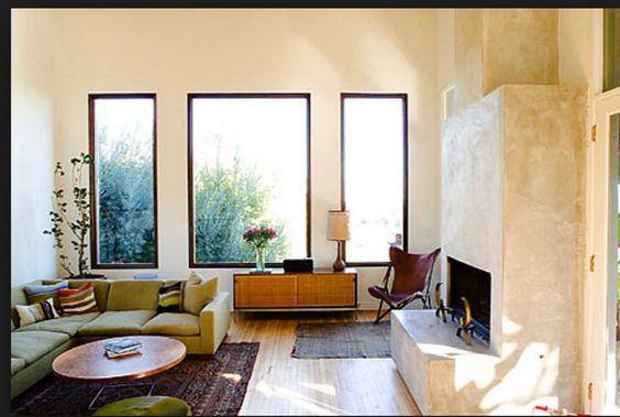 wooden framed windows