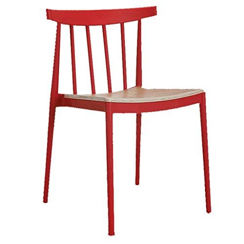 Xinhxhe Chair Modern Minimalist Casual Plastic Dining Chair Backrest Chair Adult Home Stool Chair S Dining Chairs Modern Chairs
