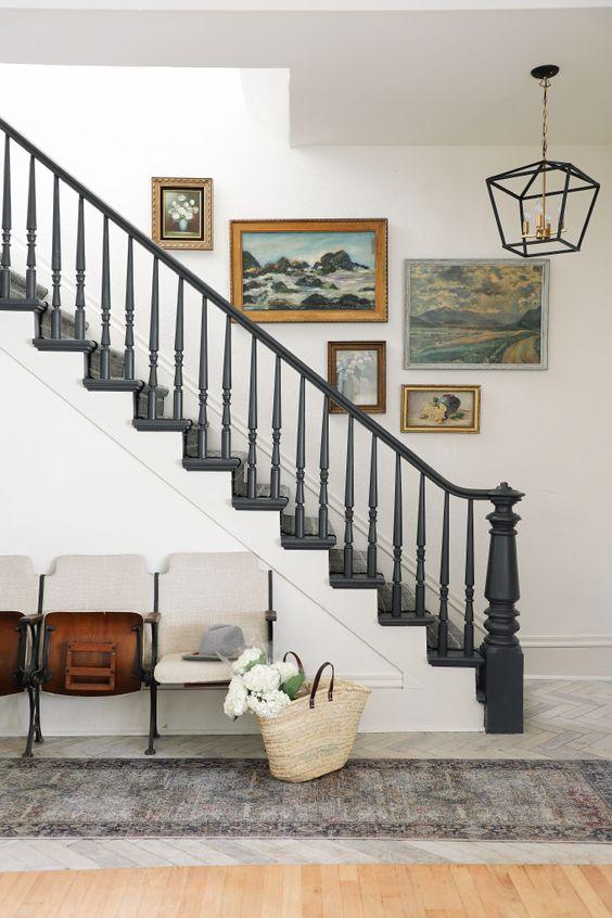 » BARNHOUSE BEFORE & AFTER | Livingroom