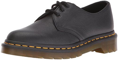 1461 PW Unisex Adults Derby Shoes,Black (Black Smooth),6 UK (39 EU) Dr. Martens