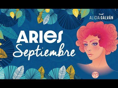 Horóscopo Mensual Septiembre 2020 Youtube En 2020 Horoscopo Mensual Alicia Galvan Horoscopos