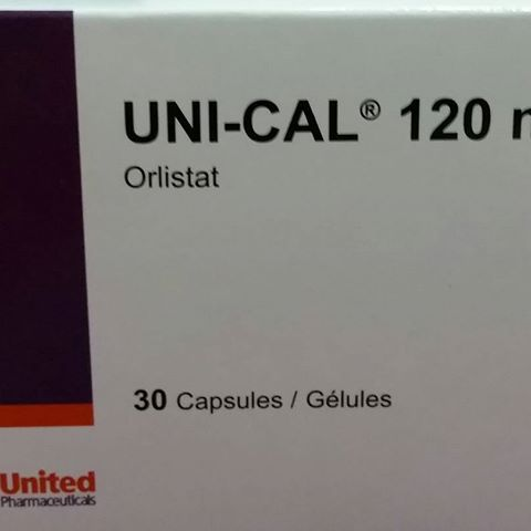 يونيكال Unical Orlistat Cards Against Humanity Capsule