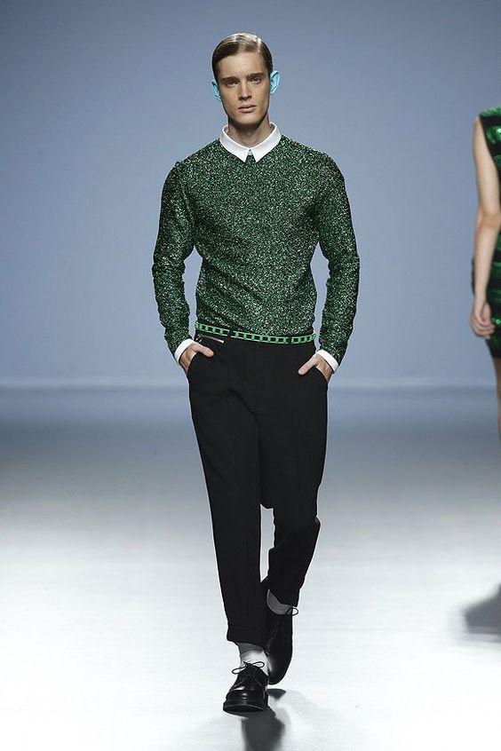 #menswear #Trends DAVIDELFIN Spring Summer 2015 Collection Primavera Verano #Tendencias #Moda Hombre