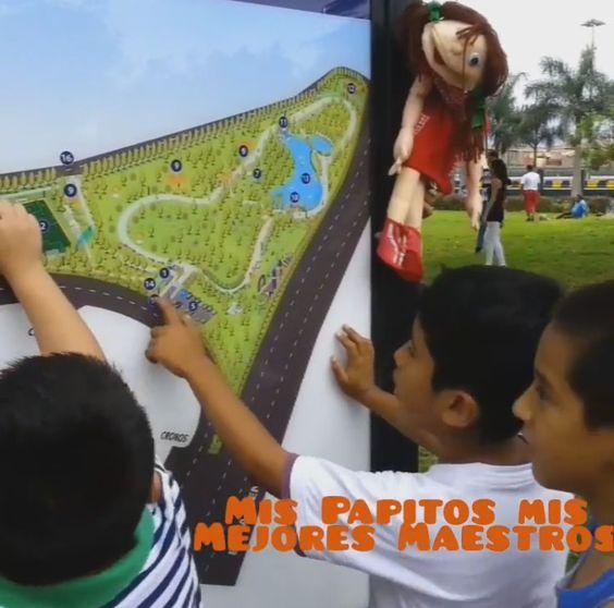 Enseñarle a leer mapas a nuestros niños desde muy pequeños tiene grandes beneficios, actualmente la mayoría de....