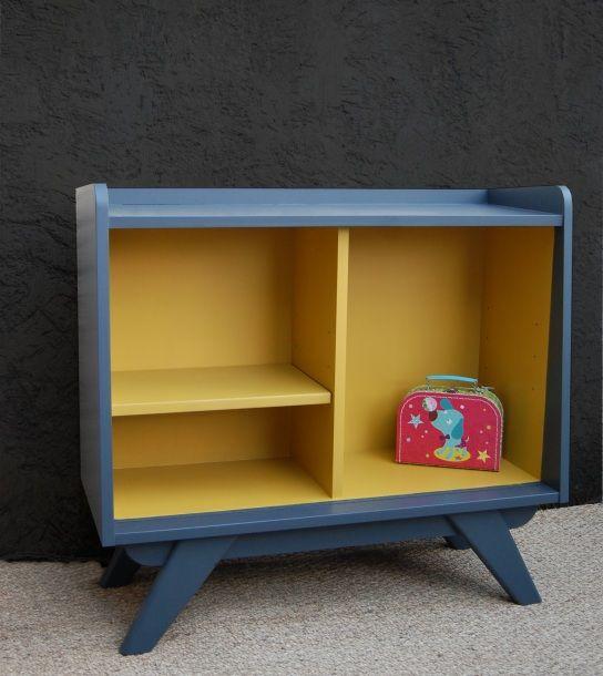Melle Amo: Une chambre d'enfant vintage