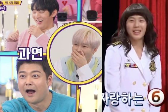 Jun Hyun Moo Is Shocked To Find Out Where He Met Wanna One's Ha Sung Woon Before