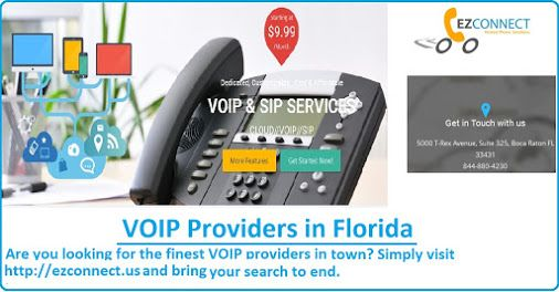 Are you looking for the finest VOIP providers in town? Simply visit http://ezconnect.us/ and bring your search to end. https://plus.google.com/112236800767793712864/posts/UqukF8TxPS8