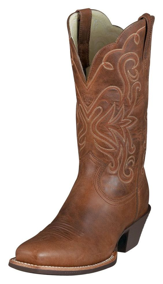 Women&39s Ariat Legend Boots Russet Rebel 15845 | Legends Western