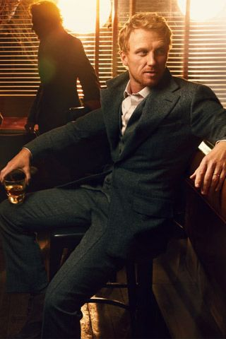 Annie Leibovitz for The Macallan Masters of Photography. Kevin McKidd